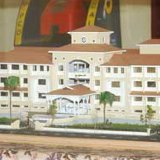Miniature Model of Medical College