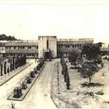 Amala Hospital in its early days